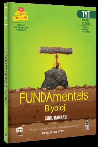 TYT Fundamentals Biyoloji Soru Bankası   Fundamentals Biyoloji
