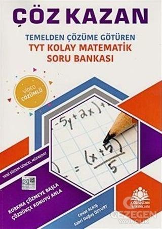TYT Kolay Matematik Soru Bankası