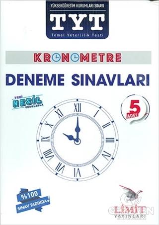 TYT Kronometre Deneme Sınavları