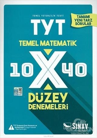 TYT TYT 10X40 Matematik Deneme