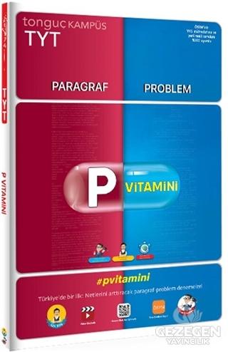 P Vitamini | Tonguç Akademi