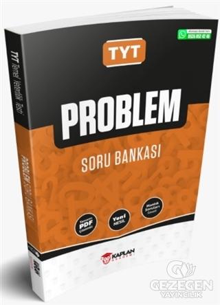 TYT Problem Tamamı PDF Çözümlü Soru Bankası