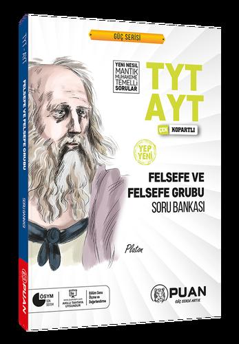 Puan YKS TYT AYT Felsefe ve Felsefe Grubu Soru Bankası Puan Yayınları