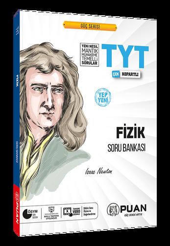 Puan YKS TYT Fizik Soru Bankası Puan Yayınları