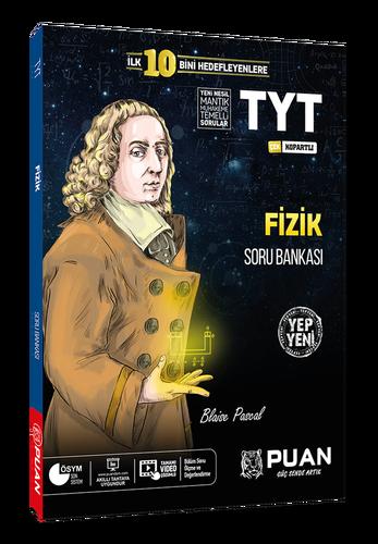 Puan YKS TYT Fizik Zor Soru Bankası Puan Yayınları