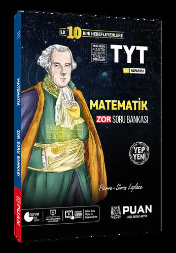 Puan YKS TYT Matematik Zor Soru Bankası Video Çözümlü Puan Yayınları