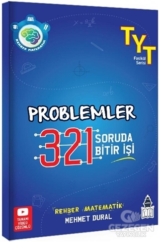 321 Rehber Matematik - Problemler