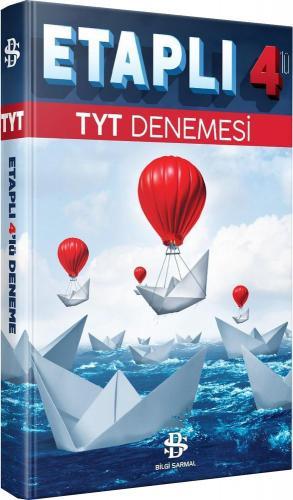 Bilgi Sarmal 2020 YKS TYT 4 Etaplı Deneme Bilgi Sarmal Yayınları