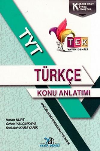 TYT Tek Cep Konu Anlatımlı Türkçe - 2020