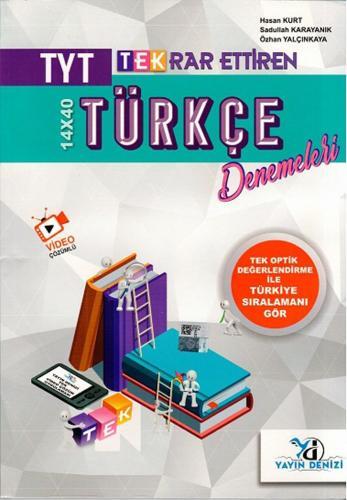 TYT Tek Deneme Türkçe (14*40) - 2020