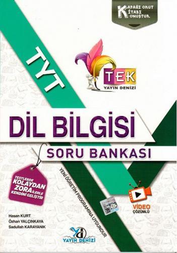 TYT TEK Video Çözüm. Soru Bankası Dilbilgisi - 2020