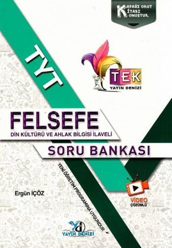 TYT TEK Video Çözüm. Soru Bankası Felsefe - Din - 2019-20