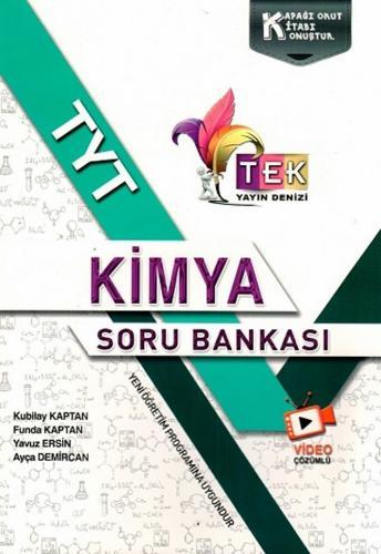 TYT TEK Video Çözüm. Soru Bankası Kimya - 2020