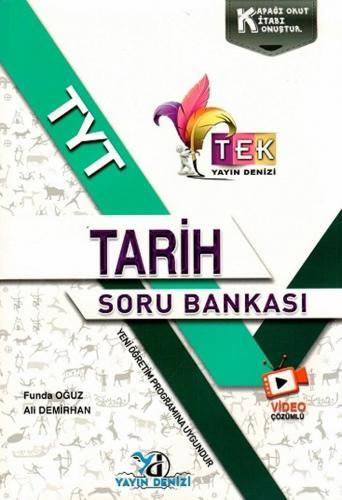 TYT TEK Video Çözüm. Soru Bankası Tarih - 2019-20