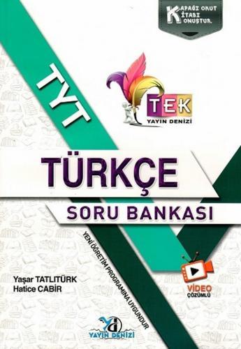 TYT TEK Video Çözüm. Soru Bankası Türkçe - 2019-20
