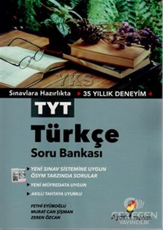 Aydın Tyt Türkçe Soru Bankası