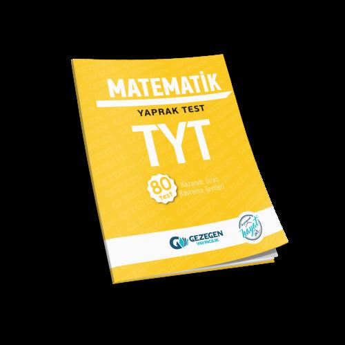 TYT Matematik Yaprak Test 80 Test