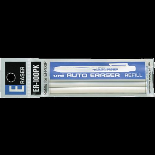 Uni-Ball Kalem Silgi Yedeği 3 Lü Beyaz 0.5x90 ER-100PK