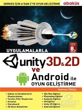 Unity 3D-2D ve Android ile Oyun Geliştirme