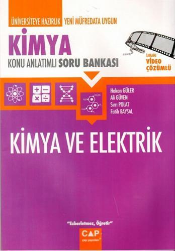Çap Kimya Kimya ve Elektrik Konu Anlatımlı Soru Bankası