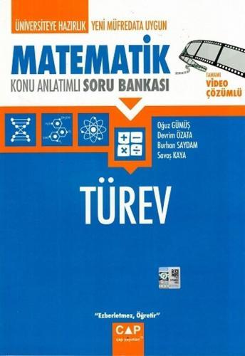 Çap Matematik Türev Konu Anlatımlı Soru Bankası
