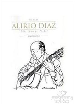 Ustam Alirio Diaz 50. Sanat Yılı