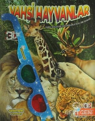 Vahşi Hayvanlar - Üç Boyutlu Bilgi Serisi