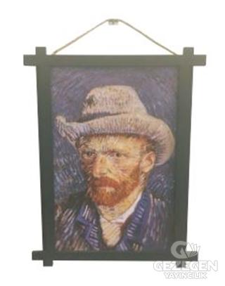 Van Gogh Ahşap Tablo Kod - 000007