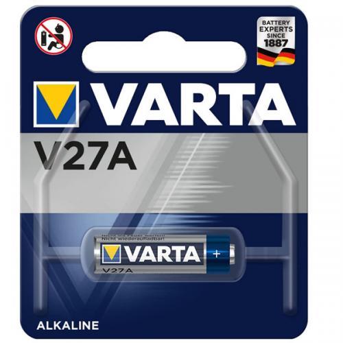 Varta Lityum Profesyonel Düğme Pil 27 V GA V27A
