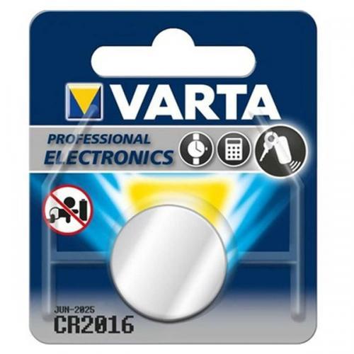 Varta Lityum Profesyonel Düğme Pil 3 V CR 2016