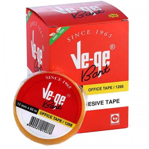 Ve-Ge Selefon Bant ETO Sarı Şeritli 12x66