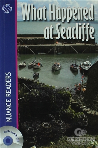 What Happened at Seacliffe +2 CDs (Level 4)