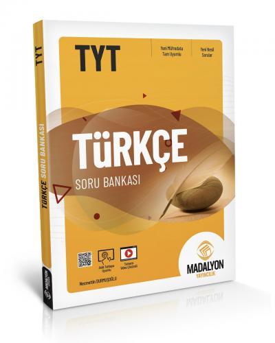 TYT Türkçe Soru Bankası Madalyon Yayınları Madalyon Yayınları | KitapG