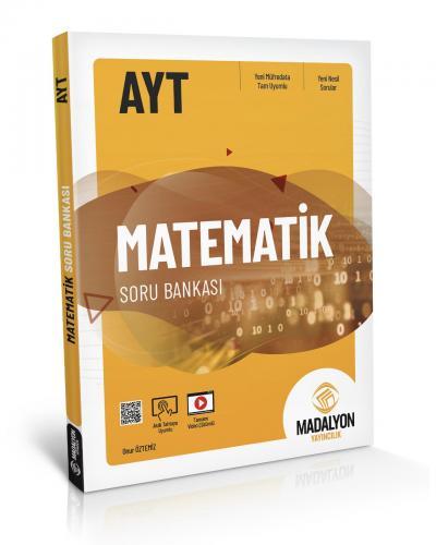 AYT Matematik Soru Bankası Madalyon Yayınları Madalyon Yayınları