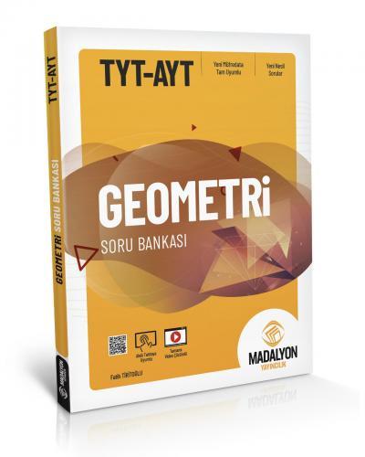 TYT-AYT Geometri Soru Bankası Madalyon Yayınları
