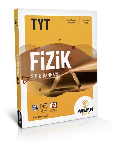TYT Fizik Soru Bankası Madalyon Yayınları Madalyon Yayınları