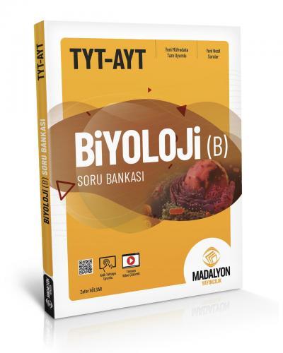 AYT Biyoloji-B Soru Bankası Madalyon Yayınları Madalyon Yayınları