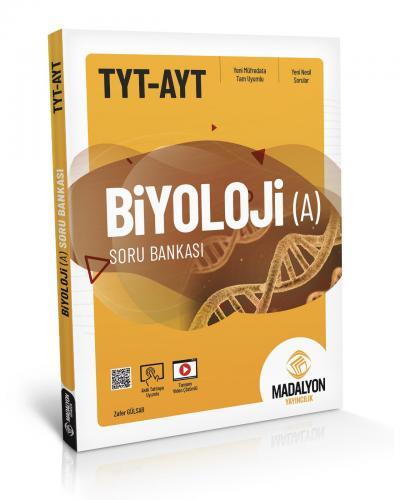 TYT Biyoloji-A Soru Bankası Madalyon Yayınları Madalyon Yayınları