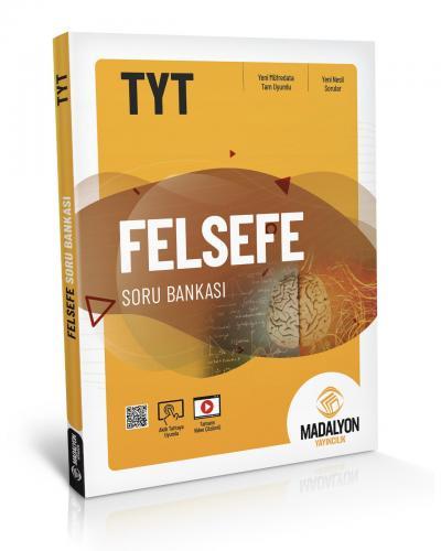 TYT Felsefe Soru Bankası Madalyon Yayınları