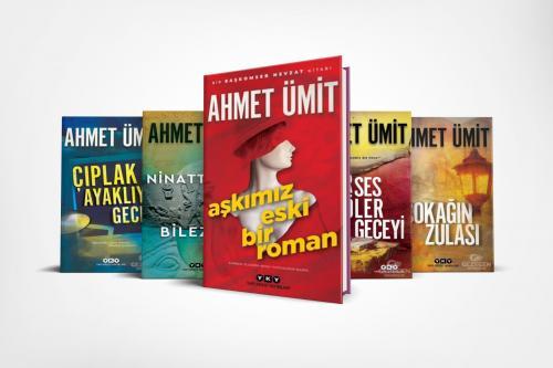 Ahmet Ümit En Çok Sevilen 5 Kitabı Ahmet Ümit Yapı Kredi Yayınları