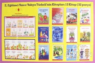 Yahya Türkeli'nin Kitapları (13 Kitap Takım)