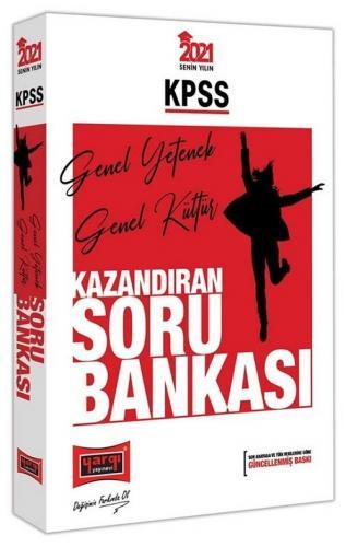 Yargı 2021 KPSS Genel Yetenek Genel Kültür Kazandıran Soru Bankası Yargı Yayınları