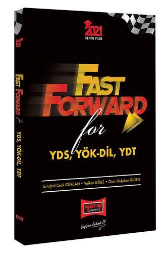 2021 Fast Forward for YDS, YÖK-DİL, YDT Soru Bankası