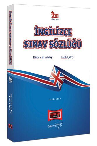 Yargı Yayınları 2021 İngilizce Sınav Sözlüğü Fatih Çiftçi Yediiklim Ya