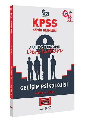 Yargı Yayınları 2021 KPSS Eğitim Bilimleri Gelişim Psikolojisi Anahtar Hocaların Ders Notları