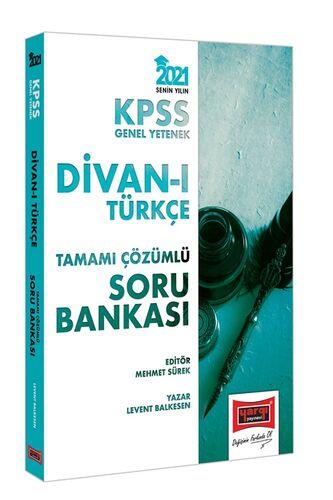 2021 KPSS GY Divanı Türkçe Tamamı Çözümlü Soru Bankası