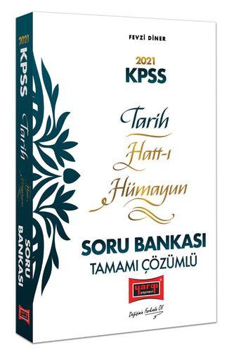 2021 KPSS Tarih Hatt-ı Hümayun Tamamı Çözümlü Soru Bankası