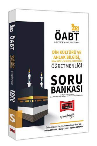 Yargı Yayınları 2021 Öabt Din Kültürü Ve Ahlak Bilgisi, İmam Hatip Lisesi Meslek Dersleri Öğretmenliği Soru Bankası