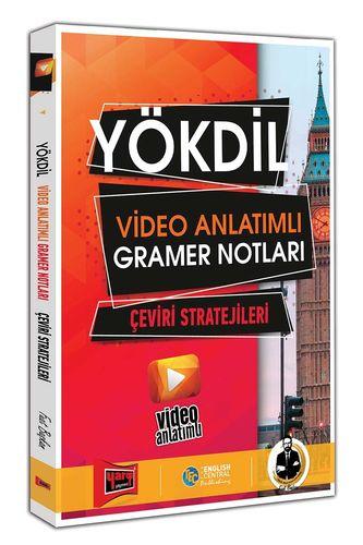 YÖKDİL Video Anlatımlı Gramer Notları