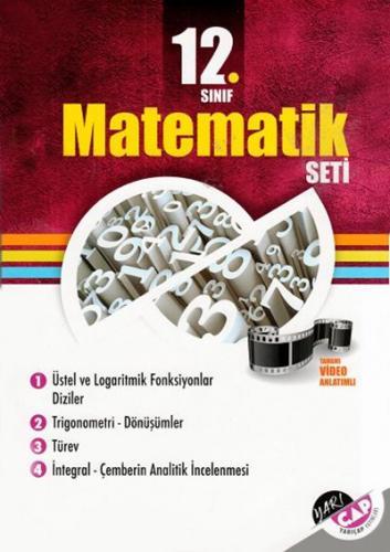 Yarı Çap 12.Sınıf Matematik Seti - 2019-20
